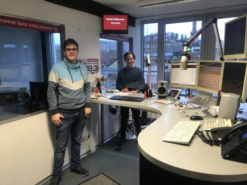 Im Gespräch mit Gerald Göbel von den Rochus Vital Apotheken