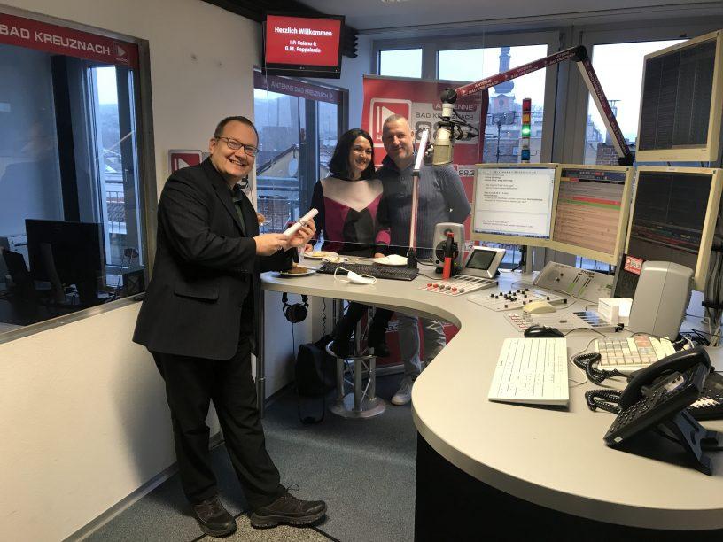 """Im Gespräch mit Imma Caiano und Pino Pappalardo von """"Trau Dich EVIG"""""""