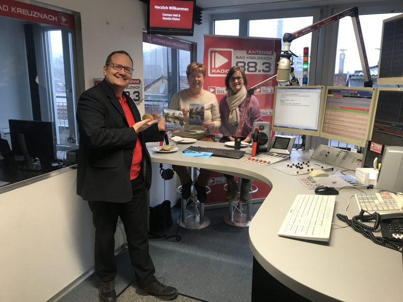 """Im Gespräch mit Carmen Heil und Kerstin Kleinz von """"schenk ebbes!"""""""