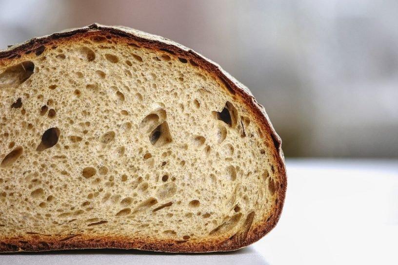 Gemeinnütziges Brot der Bäcker-Innung