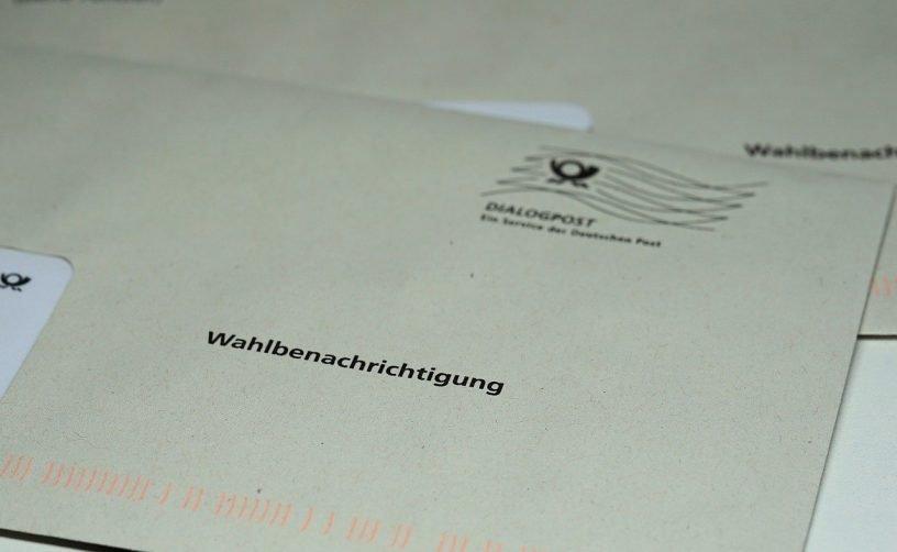 Bundestagswahl Election Notification  - webandi / Pixabay