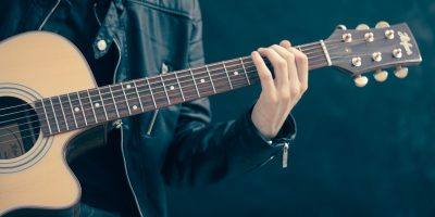 Guitar Guitarist Music  - Firmbee / Pixabay