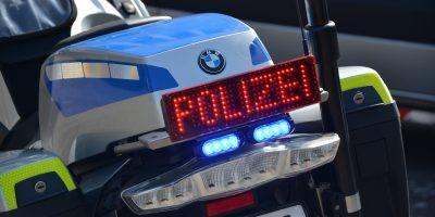 Stop Police Stop Police Motorcycle  - Mainzer-Einsatzfahrzeuge / Pixabay