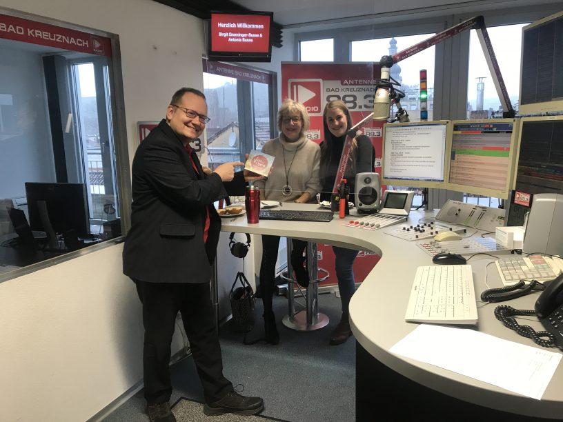 Im Gespräch mit den Sopranistinnen Birgit Ensminger-Busse und Antonia Busse