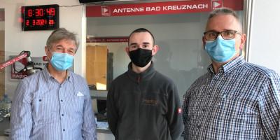 Businessfrühstück: Im Gespräch mit der Tischler-Innung Bad Kreuznach