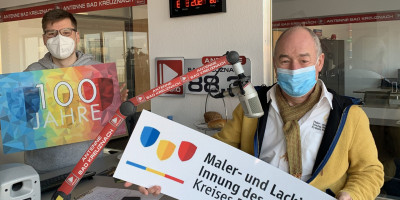 Businessfrühstück: Im Gespräch mit der Maler- und Lackierer-Innung des Kreises Bad Kreuznach