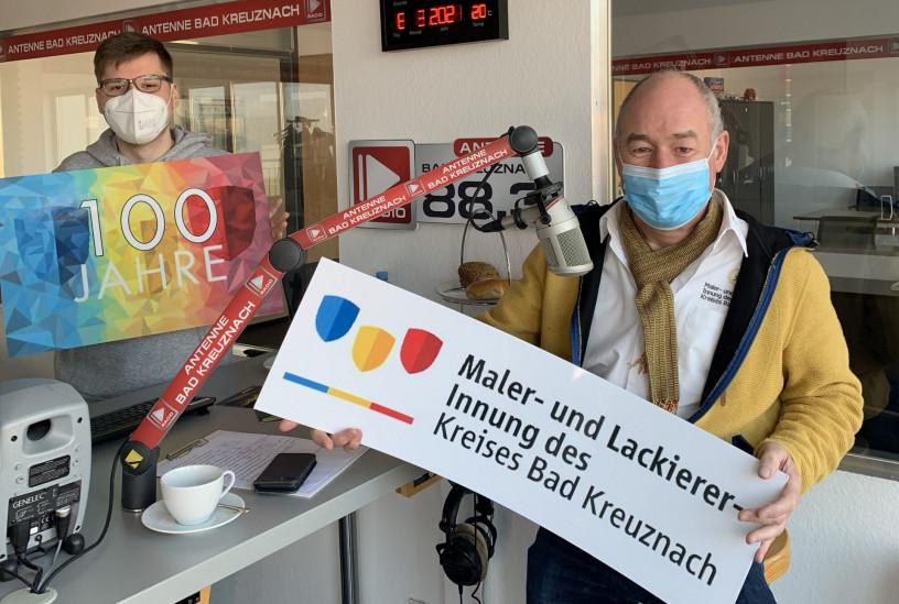 Im Gespräch mit der Maler- und Lackierer-Innung des Kreises Bad Kreuznach