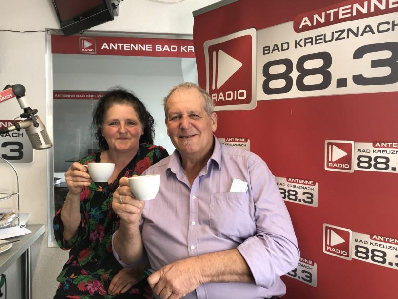 Zu Gast: Andreas und Karin Acker