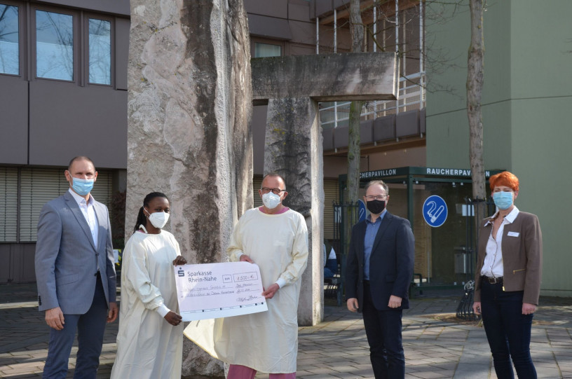 1.500 Euro für Kreuznacher Diakonie