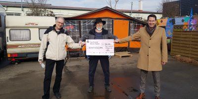 Bad Kreuznach: Spende für Bastgässjer