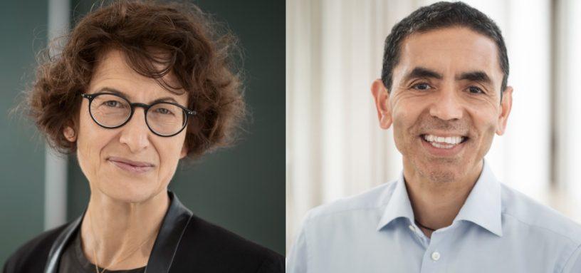 BIONTECH Forscher erhalten Bundesverdienstkreuz