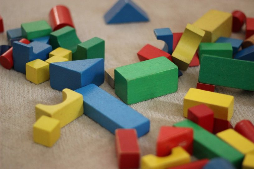 Building Blocks Stones Colorful  - Thaliesin / Pixabay