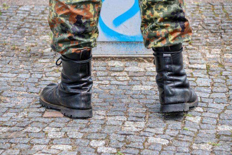 Weingarten für Digitalisierung des Truppenübungsplatzes