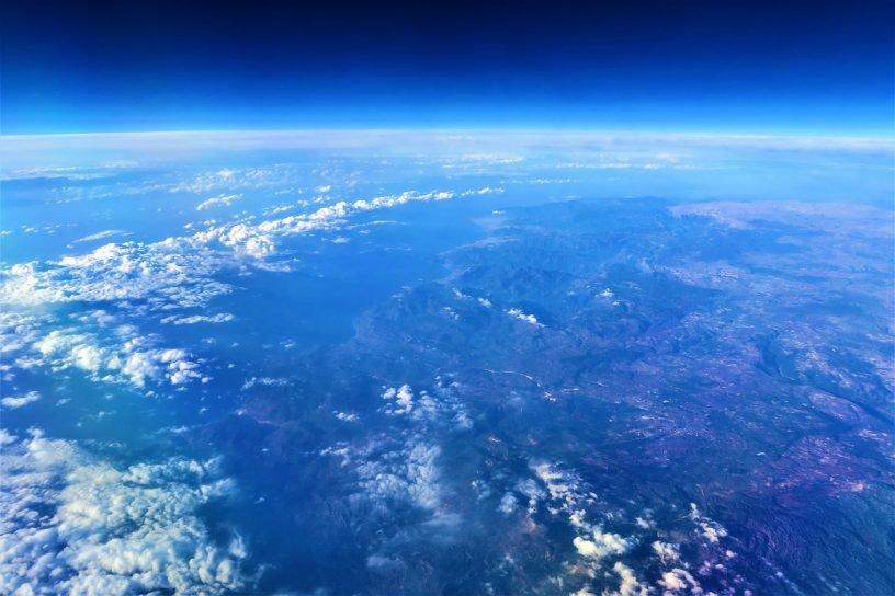 Clouds Sky Aerial Space Land  - Konevi / Pixabay