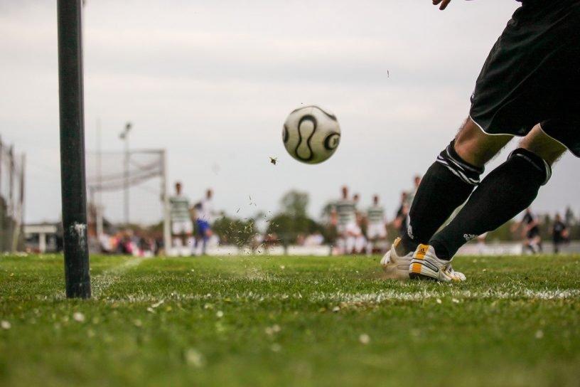 Football Ball Sport Goal Kick  - SeppH / Pixabay