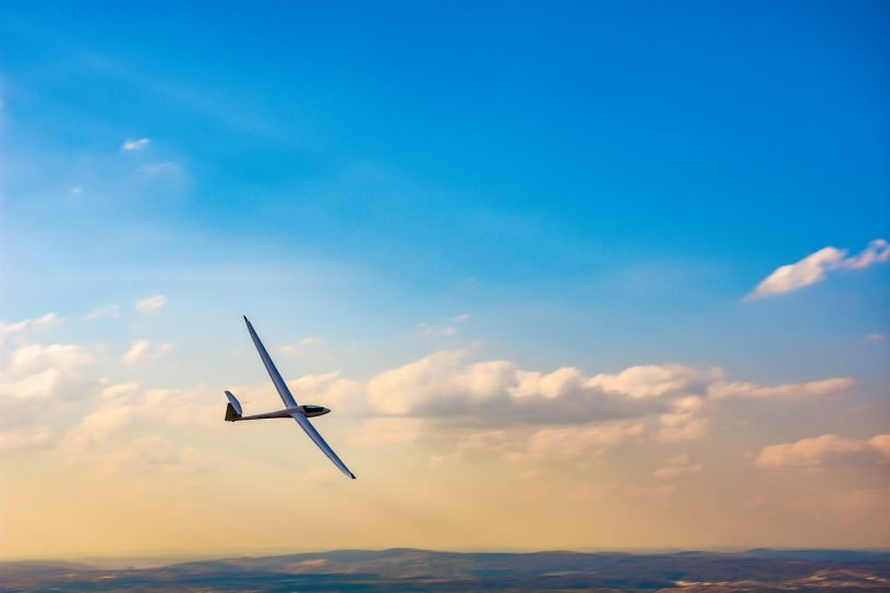 Glider Sky Flying Gliding Freedom  - mathias_elle_photography / Pixabay