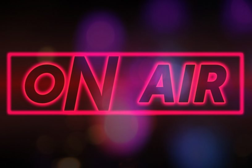 On Air Podcast Radio Recording  - moinzon / Pixabay