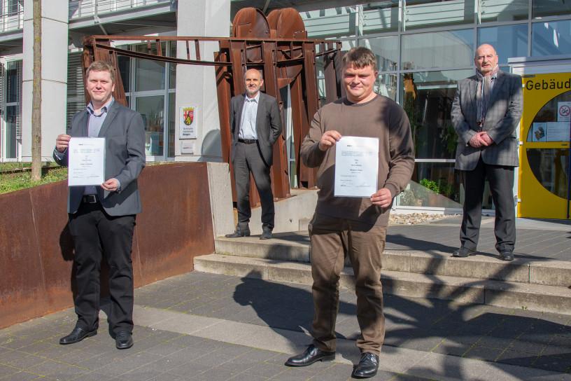 Bürkle-Stiftung ehrt Master-Absolventen