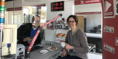 Businessfrühstück: Zu Gast: Die Scivias-Stiftung
