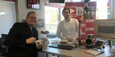 Businessfrühstück: Zu Gast: Die Bingen am Rhein Tourismus und Kongress GmbH