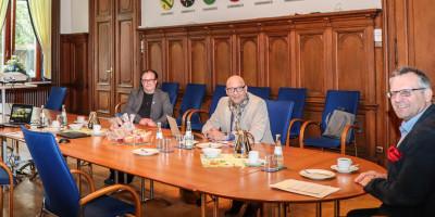 Mainz-Bingen: BUGA-Vorbereitungen auf Burg Klopp vorgestellt