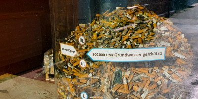 Mainz-Bingen: Ingelheim verlängert Kippensammelaktion