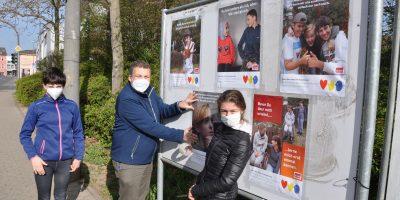 Bad Kreuznach: Kostenlose Plakatwände