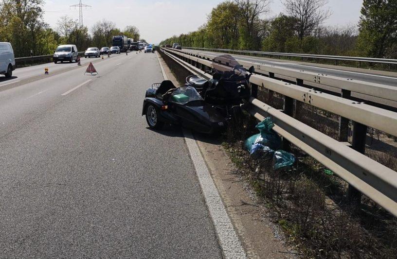 Schwerer Unfall auf A60 bei Ingelheim