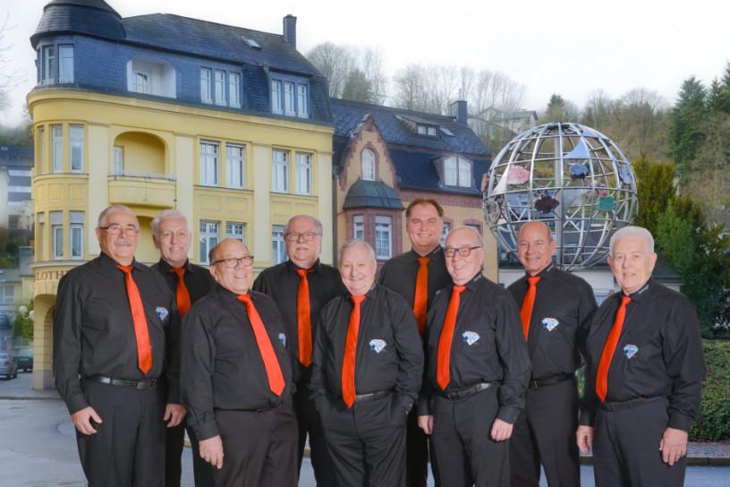 Gesangsgruppe Bachwagge gewinnt Förderpreis
