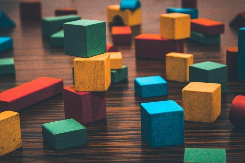 Building Blocks Creative Colors  - Dark_shutterz / Pixabay