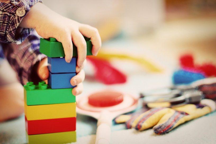 Child Tower Building Blocks Blocks  - FeeLoona / Pixabay
