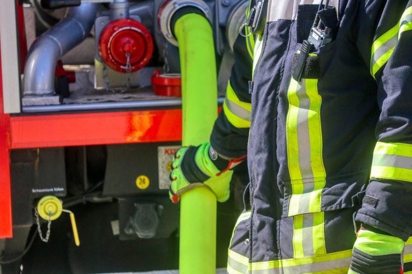 Fire Use Uniform Fire Truck  - planet_fox / Pixabay
