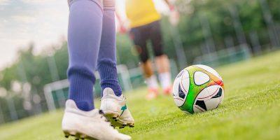 Football Ball Training Sport Rush  - phillipkofler / Pixabay