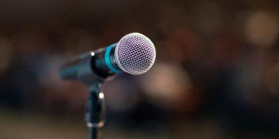 Public Speaking Mic Microphone  - lograstudio / Pixabay