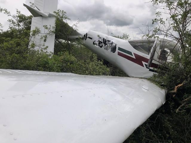 Flugzeugabsturz in Bad Sobernheim