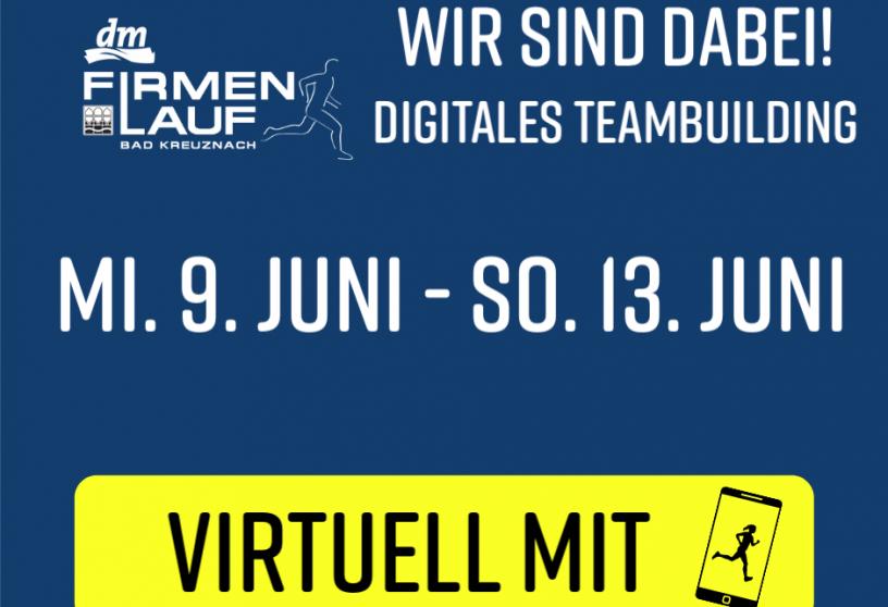 Finale Entscheidung   –   Firmenlauf Bad Kreuznach findet rein virtuell statt