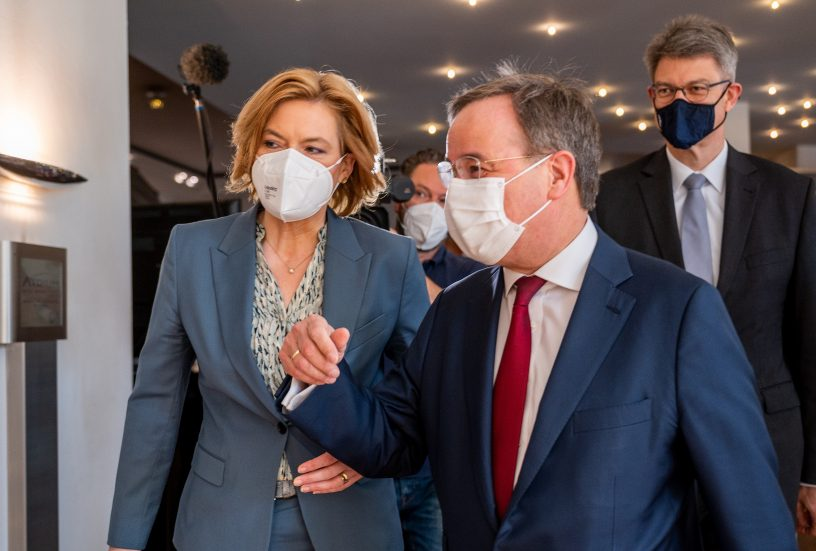 Klöckner ist CDU-Spitzenkandidatin