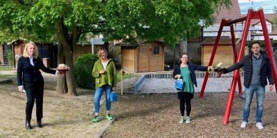 Bad Kreuznach: Kitas erhalten Dankesbotschaften am Tag der Kinderbetreuung