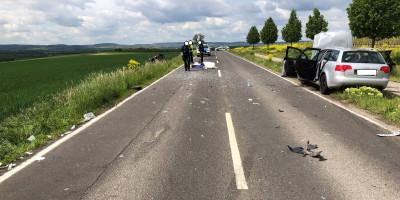 Mainz-Bingen: Tödlicher Verkehrsunfall bei St. Johann