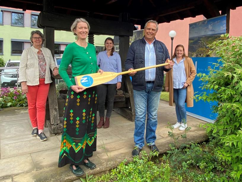 Moser neue Vorsitzende beim Weinland Nahe e.V.