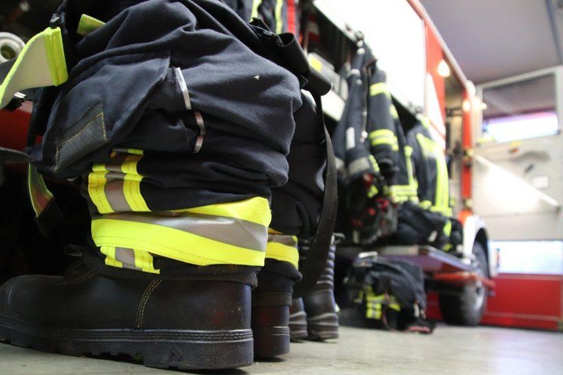 Erneuter Brand auf bäuerlichem Anwesen in Unkenbach