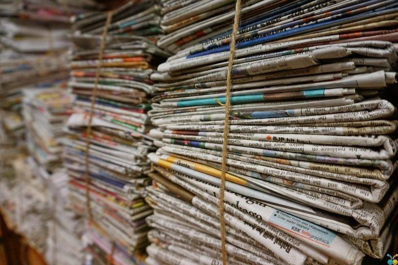 Stadtarchiv Idar-Oberstein sichert historischen Zeitungsbestand
