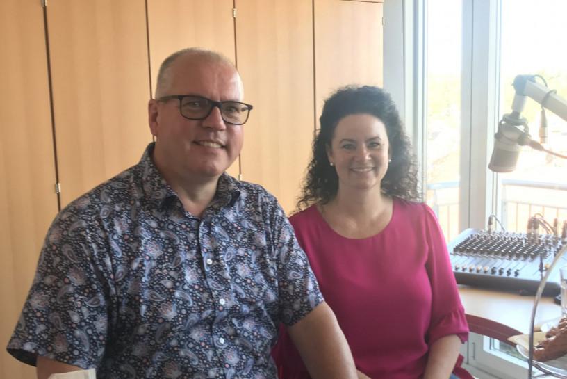 Zu Gast: Sabine und Stefan Vinke
