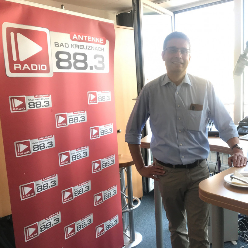Zu Gast: Jörg Weber von ETAIN