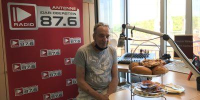 Businessfrühstück: Zu Gast: Hans-Joachim Klein von der Freilichtbühne Mörschied