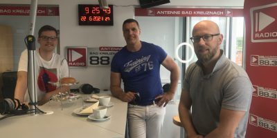 Businessfrühstück: Zu Gast: Andreas Schnorrenberger und Dennis Dell vom Funplace Bad Kreuznach