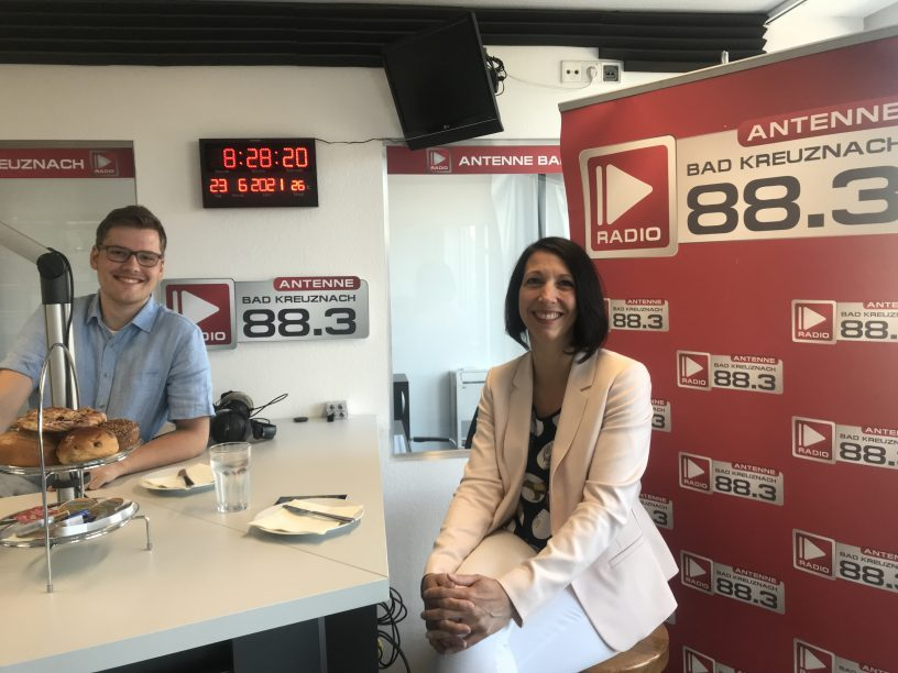 Zu Gast: Jasmin Meisberger vom Reisecenter TUI Bad Kreuznach