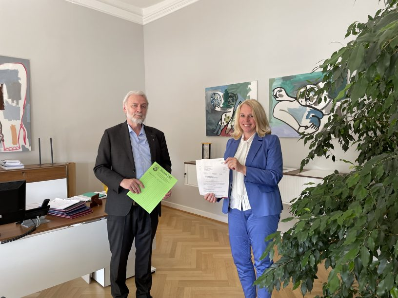 PuK erhält 70.000 Euro Fördermittel