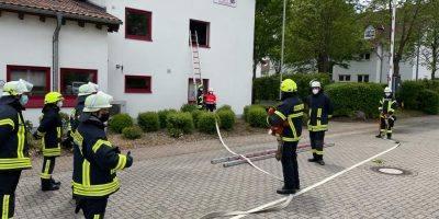 Bad Kreuznach: Kombi-Feuerwehrlehrgang in Rüdesheim erfolgreich beendet