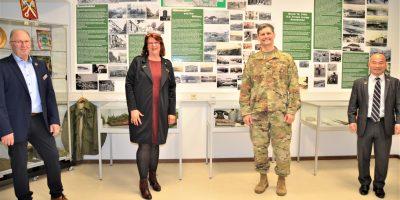 Birkenfeld: Lezius besucht US-Army in Baumholder
